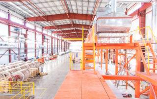 Виртуальный тур из 37и 3D панорам по заводу по производство композитных панелей Sibalux