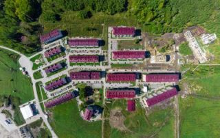 """Виртуальный тур из двух 3D панорам для жилого районе """"Светлый"""" (Новосибирск)"""