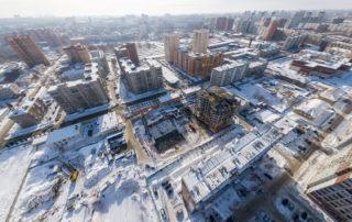 Жилой комплекс «Расцветай на Гоголя» класса комфорт плюс расположен в Дзержинском районе 3d панорама