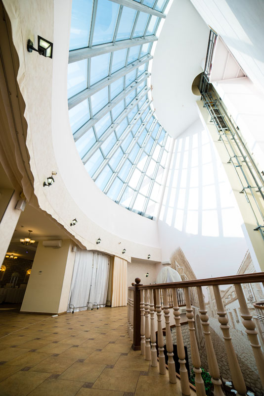 Белый зал - Съемка 3д панорам в Новосибирске