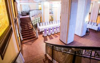 Съемка 3D панорам в Новосибирске - Банкетный зал Колизей