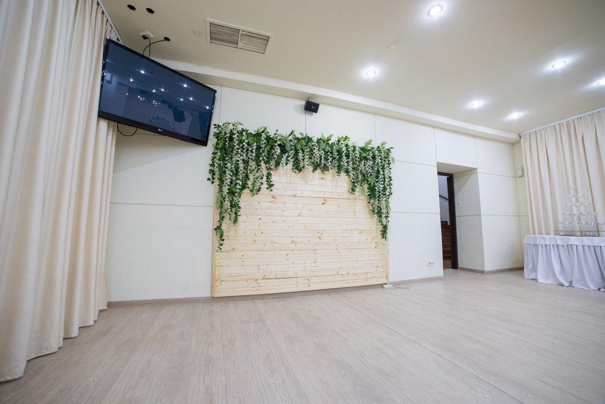 Съемка 3D панорам в Новосибирске - Белый зал