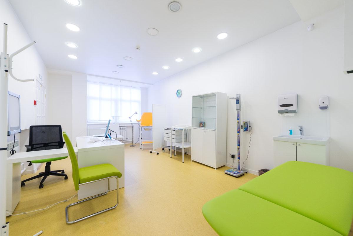 Клиника Главный пациент - Съемка 3D панорам в Новосибирске